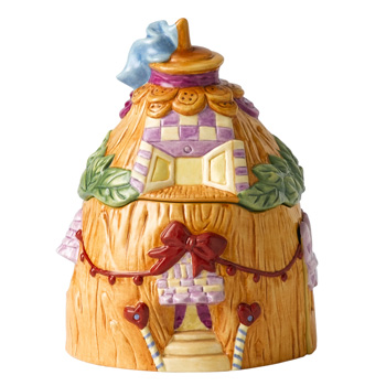 Prilla (Trinket Box) DF16 - Royal Doultoun Storybook Figurine