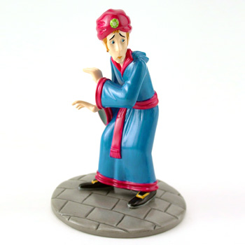 Professor Quirrell HP15 - Royal Doultoun Storybook Figurine