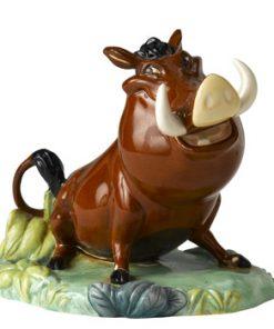 Pumbaa DM8 - Royal Doultoun Storybook Figurine