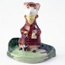 Racegoer - Royal Doultoun Storybook Figurine