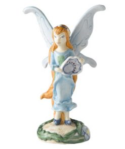 Rani (Mini) DF10 - Royal Doultoun Storybook Figurine