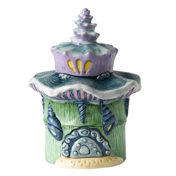 Rani (Trinket Box) DF17 - Royal Doultoun Storybook Figurine