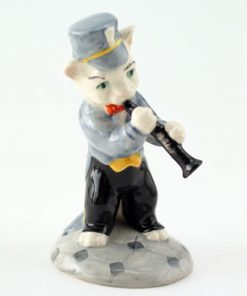 Ratcatcher Bilk CC4 - Royal Doultoun Storybook Figurine