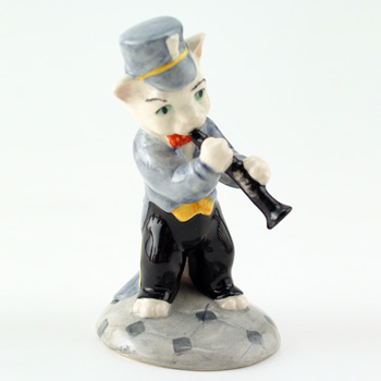 Ratcatcher Bilk CC4 - Royal Doultoun Storybook Figurine