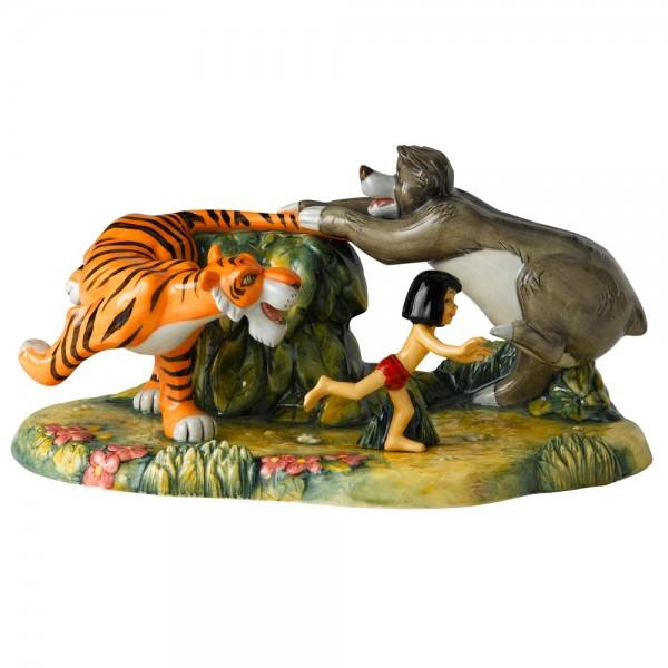 Run Mowgli Run DM7 - Royal Doultoun Storybook Figurine