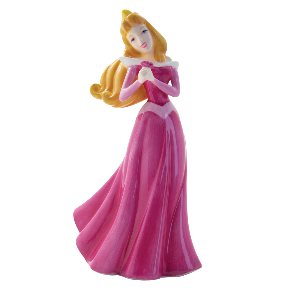 Sleeping Beauty DP10 - Disney Princesses Collection - Royal Doultoun Storybook Figurine