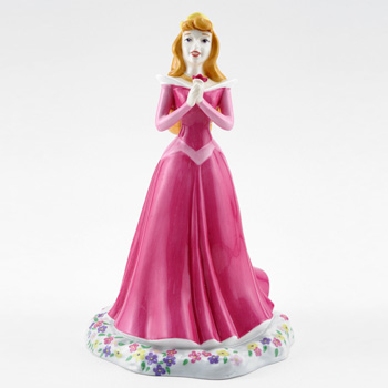 Sleeping Beauty - Love In Bloom DP2 - Royal Doultoun Storybook Figurine