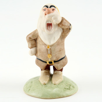Sneezy SW6 - Royal Doultoun Storybook Figurine
