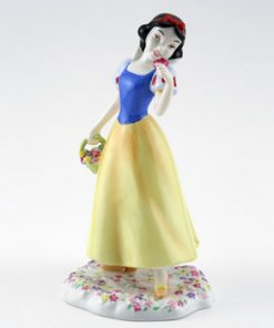 Someday My Prince Will Come DP5 - Royal Doultoun Storybook Figurine