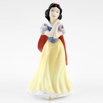 Snow White SW1 - Royal Doultoun Storybook Figurine