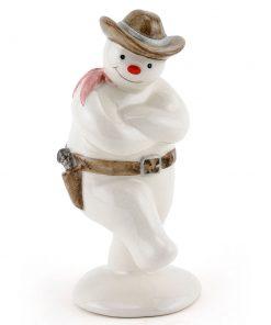 Cowboy DS6 - Royal Doultoun Storybook Figurine