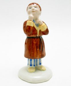 James DS1 - Royal Doultoun Storybook Figurine