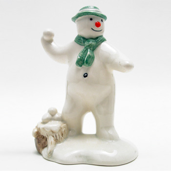 Snowballing DS22 - Royal Doultoun Storybook Figurine