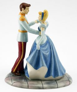 So This Is Love CN9 - Royal Doultoun Storybook Figurine