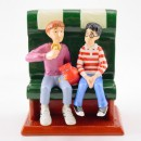 The Friendship Begins HP8 - Royal Doultoun Storybook Figurine