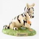 Tigger Loves Tigger Lilies WP27 - Royal Doultoun Storybook Figurine