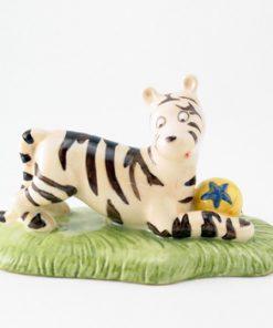 Tigger Plays Ball WP30 - Royal Doultoun Storybook Figurine
