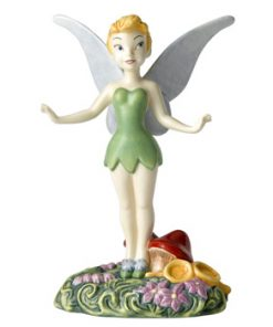 Tinker Bell DF1 - Royal Doultoun Storybook Figurine