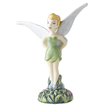 Tinker Bell (Mini) DF8 - Royal Doultoun Storybook Figurine