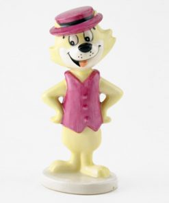 Top Cat TC3581 - Royal Doultoun Storybook Figurine