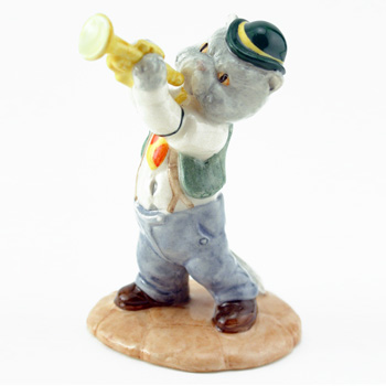 Trad Jazz Tom CC5 - Royal Doultoun Storybook Figurine