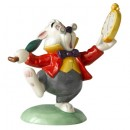White Rabbit DM13 - Royal Doultoun Storybook Figurine