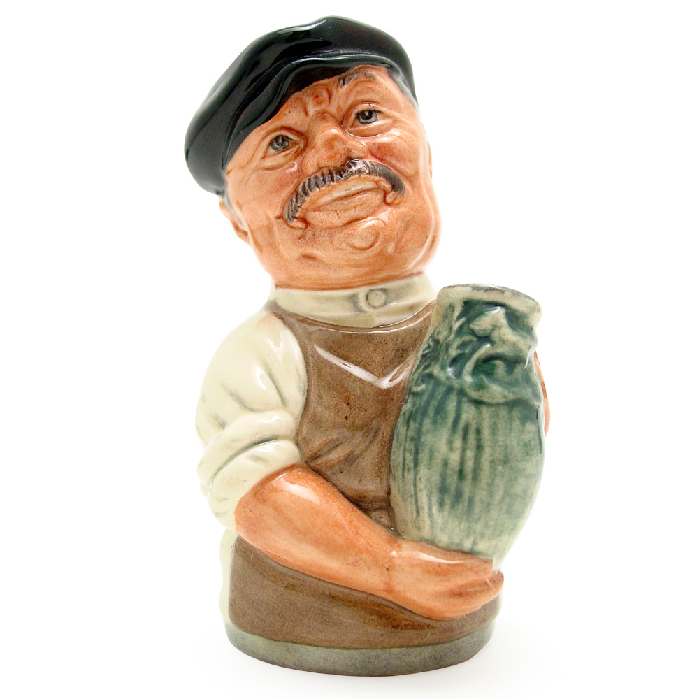 Albert Sagger D6745 - Royal Doulton Toby Jug