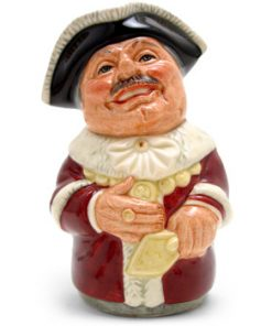 Alderman Mace the Mayor D6766 - Royal Doulton Toby Jug
