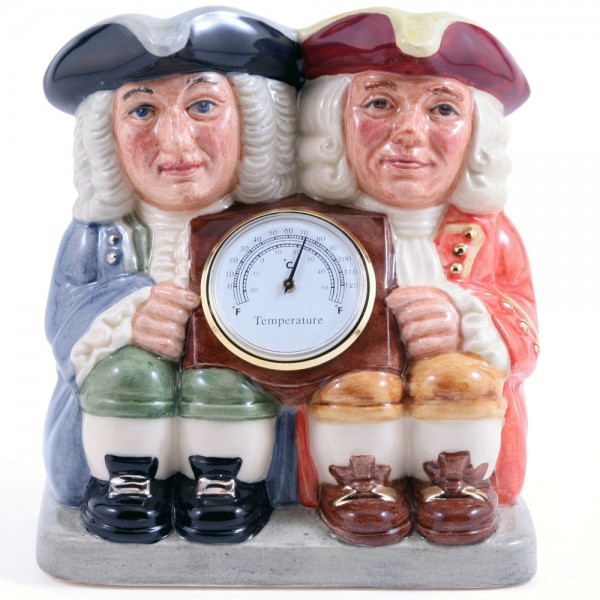 Celsius and Fahrenheit D7143 - Royal Doulton Toby Jug