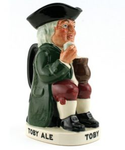 Charrington & Co. Toby (Var 1) D8074 - Royal Doulton Toby Jug