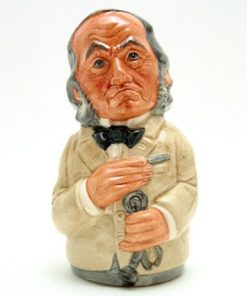 Dr. Pulse the Physician D6723 - Royal Doulton Toby Jug
