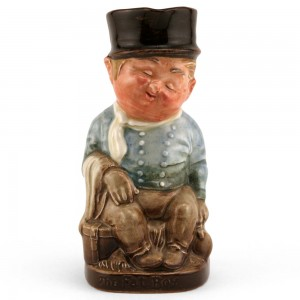 Fat Boy D6264 - Royal Doulton Toby Jug