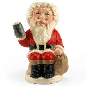 Father Christmas D6940 - Royal Doulton Toby Jug