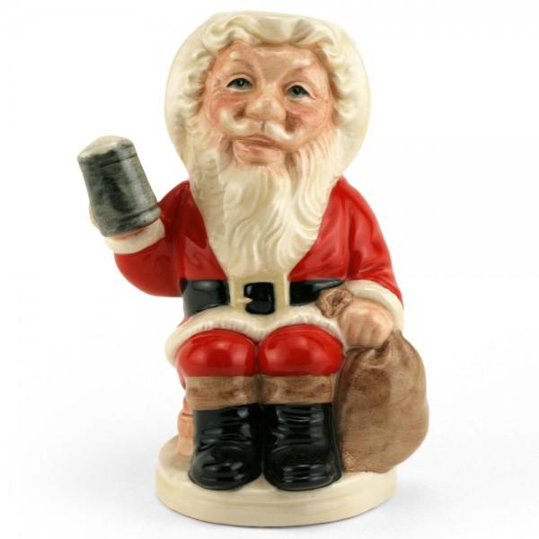Father Christmas D6940 - Royal Doulton Toby Jug