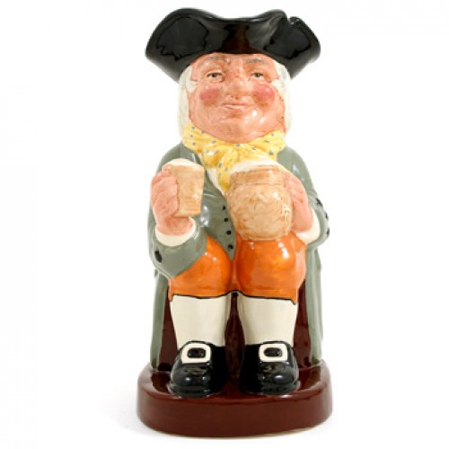 Happy John D6031 Large - Royal Doulton Toby Jug