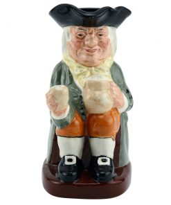 Happy John D6070 Small - Royal Doulton Toby Jug