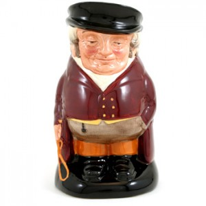 Huntsman Large Var 5 - Royal Doulton Toby Jug