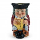 Jolly Toby Blue - Royal Doulton Toby Jug