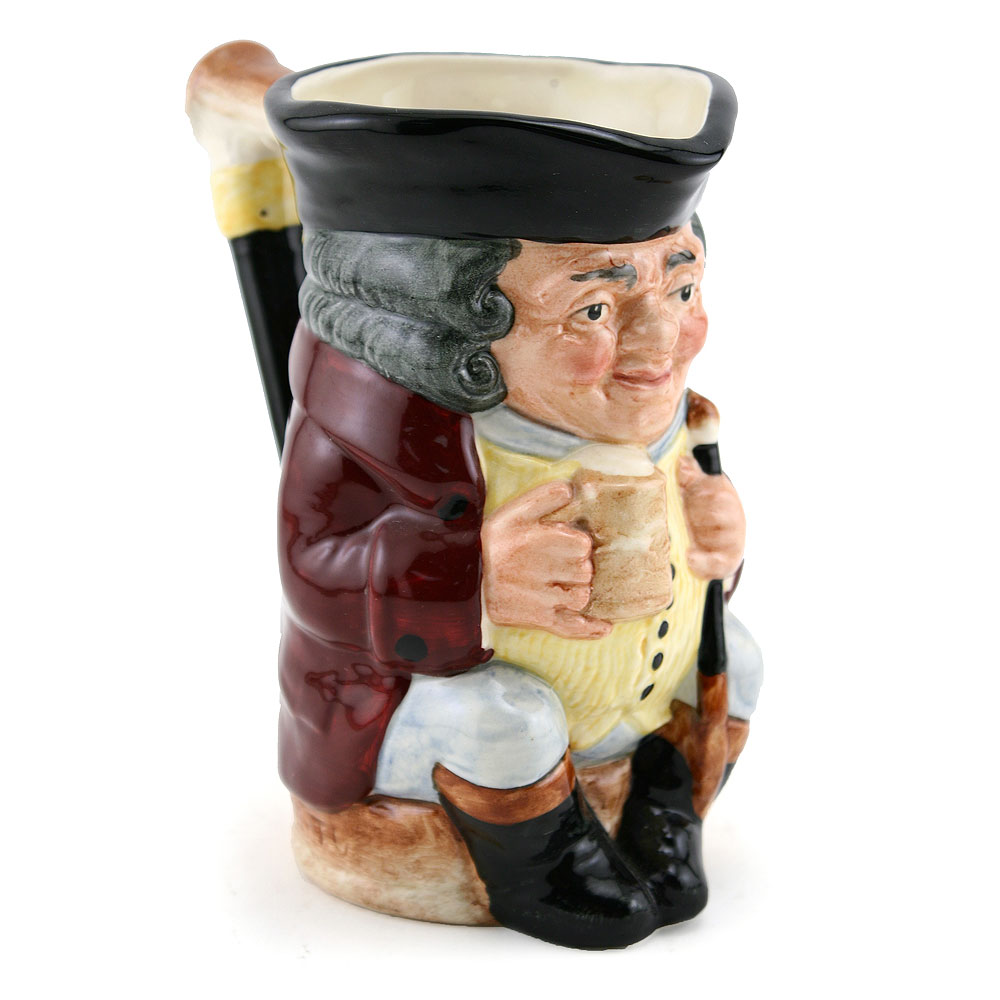 Jolly Toby D6109 - Royal Doulton Toby Jug