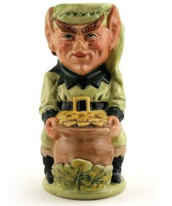 Leprechaun D6948 - Royal Doulton Toby Jug