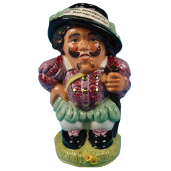 Mansion House Dwarf Father - Royal Doulton Toby Jug