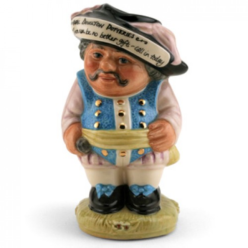 Mansion House Dwarf Son - Royal Doulton Toby Jug