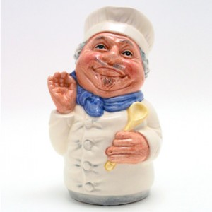 Monsieur Chasseur the Chef D6769 - Royal Doulton Toby Jug