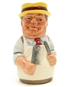 Mr. Brisket the Butcher D6743 - Royal Doulton Toby Jug