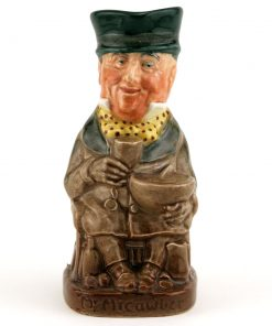 Mr. Micawber D6262 - Royal Doulton Toby Jug