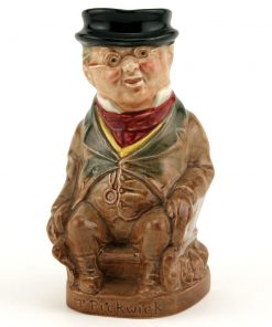 Mr. Pickwick D6261 - Royal Doulton Toby Jug