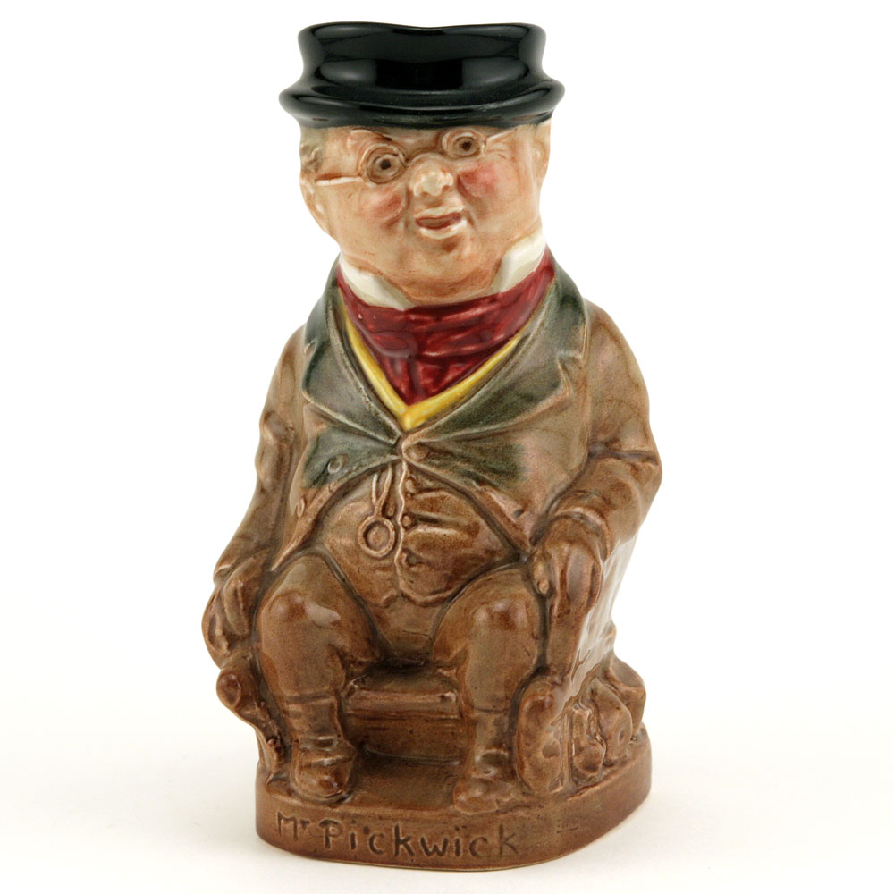 Mr. Pickwick D6261 - Royal Doulton Toby Jug