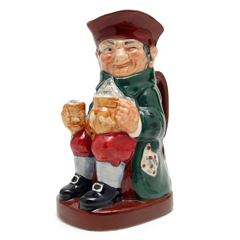 Old Charlie Large D6030 - Royal Doulton Toby Jug