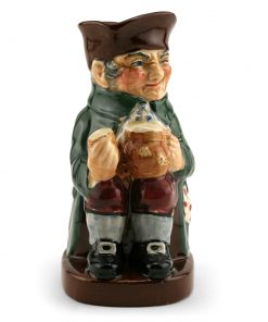 Old Charlie Small D6069 - Royal Doulton Toby Jug