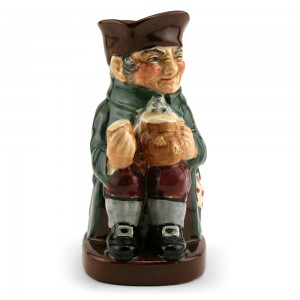 Old Charlie Small D6069 - Royal Doulton Toby Jug